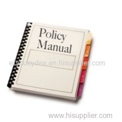 Diversified Policy Manual Product Product Product
