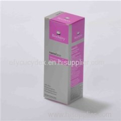 Fashion Design Custom Eyelash Paper Box
