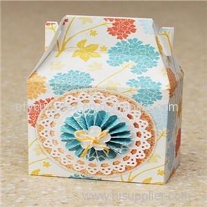 Luxury Design Wholesale Fancy Gable Packaging Boxes
