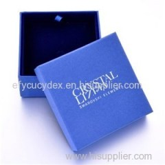 Custom Printing Cardboard Paper Box Watch Square Gift Box