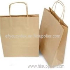 Exquisite Workmanship Kraft Paper Bag