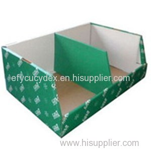 High Quality Hard Cardboard Paper Display Box