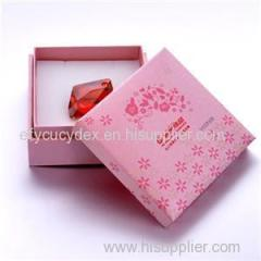 High Quality Jewelry Paper Display Box Square Gift Box