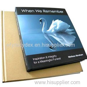 Customized Special Paper Book Printing
