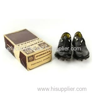 Professional Design Apparel Box For Football Shoes