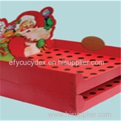 Wholesale Christmas Gift Display Box