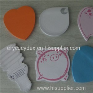 Chinese Various Of Sharp Sticky Note