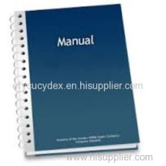 Exquisite Workmanship Custom Manual