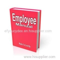 Luxuriant In Design Employee Manual