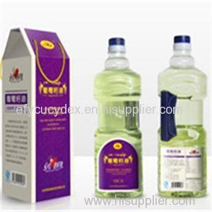 Best Selling Bottle Gift Box For Grape Seed Oil
