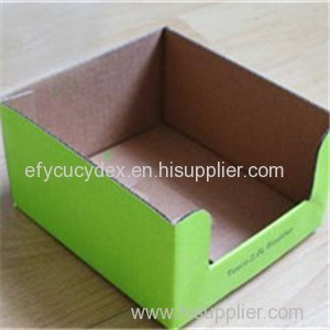 Cheap Snacks Display Box Packaging For Supermarket