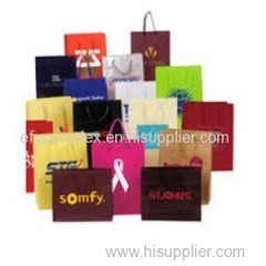 Wide Varieties Custom Printed Paper Bag