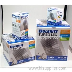 Low Price Customized Corrugated Paper Led Light Bulb Box