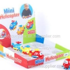 Factory Price Carton Toy Display Box
