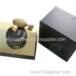 Exquisite Craftsman Shipper Perfume Gift Box With Lid