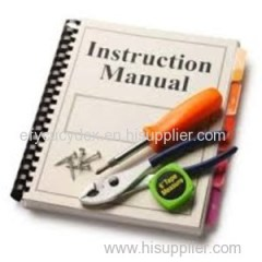 Professional Design Instruction Manual