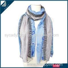 Beautiful Lace Scarf Product Product Product