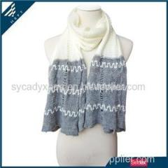 Soft Yarn Dyed Scarf