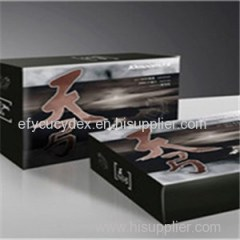 High Quality Printed Paper Rectangle Gift Box For Electronics Packaging