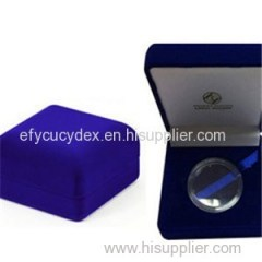 Custom Clamshell Jewelry Gift Box Supplier In Shenzhen