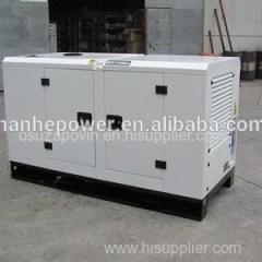 Water Cooled Silent Diesel Generator