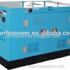Diesel Generator Set Powered 20-1000KW
