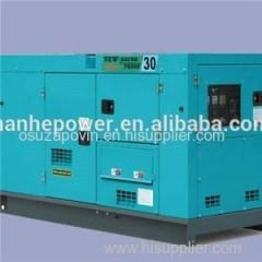 Kubata Diesel Generator Set