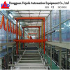 Feiyide Automatic Copper Barrel Electroplating / Plating Production Line for Fastener / Button