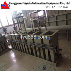 Feiyide Manual Rack Gold Electroplating / Plating Machine for Jewelry