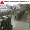 Feiyide Manual Rack Copper Electroplating / Plating Production Line for Metal Parts