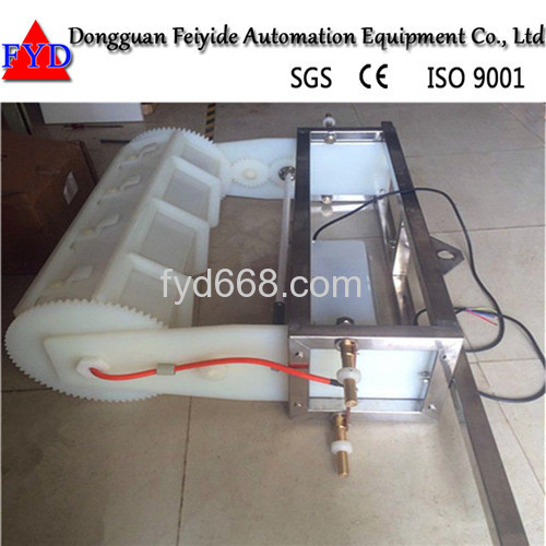 Feiyide automatic zinc electroplating barrel for hardware parts