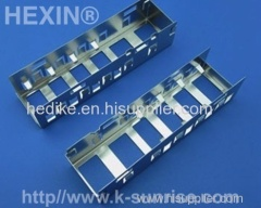 metal shielding case spring