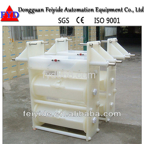 Feiyide zinc electroplating barrel with plating machine for sale