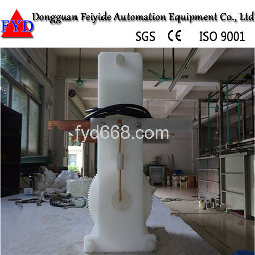 Feiyide gold plating machine with electroplating barrels