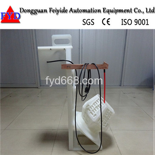Feiyide silver electroplating machine for hardware parts