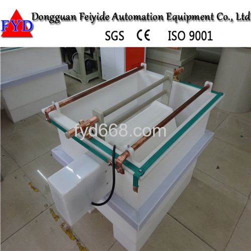 Feiyide Single Type Barrel Plating Machine