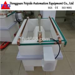 Copper Barrel Electroplating / Plating Production Line for Hinges