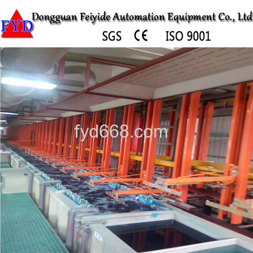 Feiyide Electroplating Machine Electroplating Filter for GoldPlating