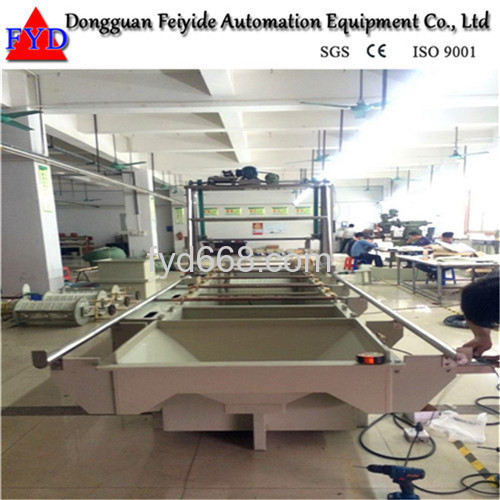 Feiyide Semi-automatic Copper Barrel Electroplating / Plating Equipment for Fastener / Button