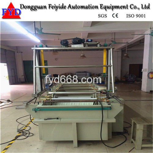 Feiyide Semi-automatic Chrome Barrel Electroplating / Plating Machine for Shower Head