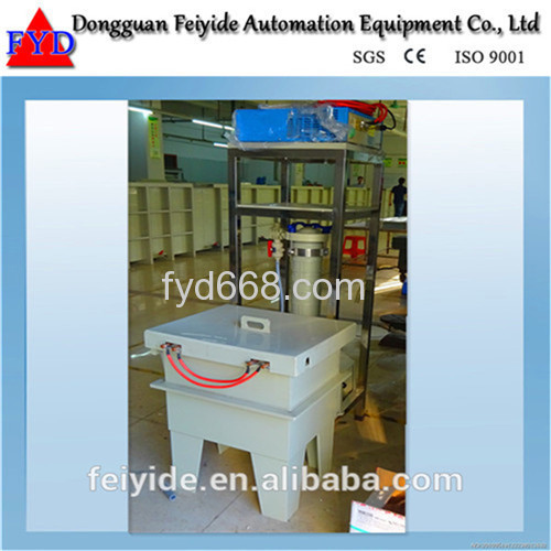 Feiyide Manual Zinc Barrel Plating Production Line for Hinges