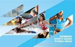 sports wear or swimwear