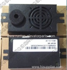 XIZI OTIS Elevator parts intercom 601WF-B5