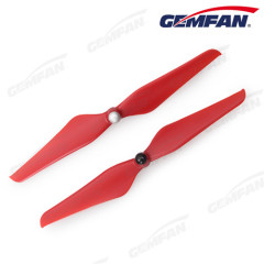 9450 self-tightening nut-ABS CW propeller for multicopter uav