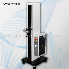 Medical packaging tensile and tear tester SYSTESTER supplier and manufactures