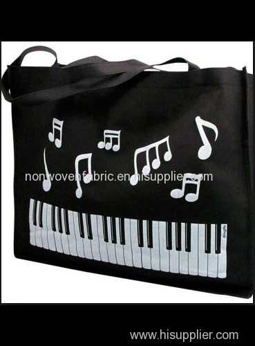 Colorful non woven fabric bag
