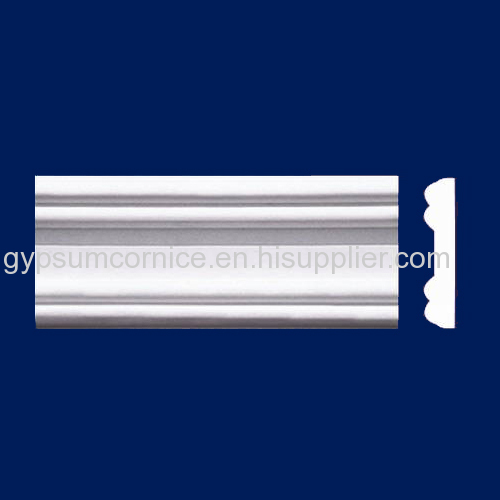 Cornice with high quality- gypsum plaster crown moulding cornice for ceiling