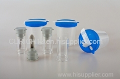 China suppliers urine/stool collection cup/container for test