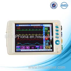 Perlong Medical multi-parameter patient monitor