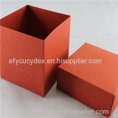 Wholesale Custom Colored Decorative Cardboard Printed Cube Gift Boxes